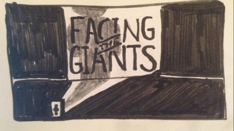 Facing the Giants - Sketch