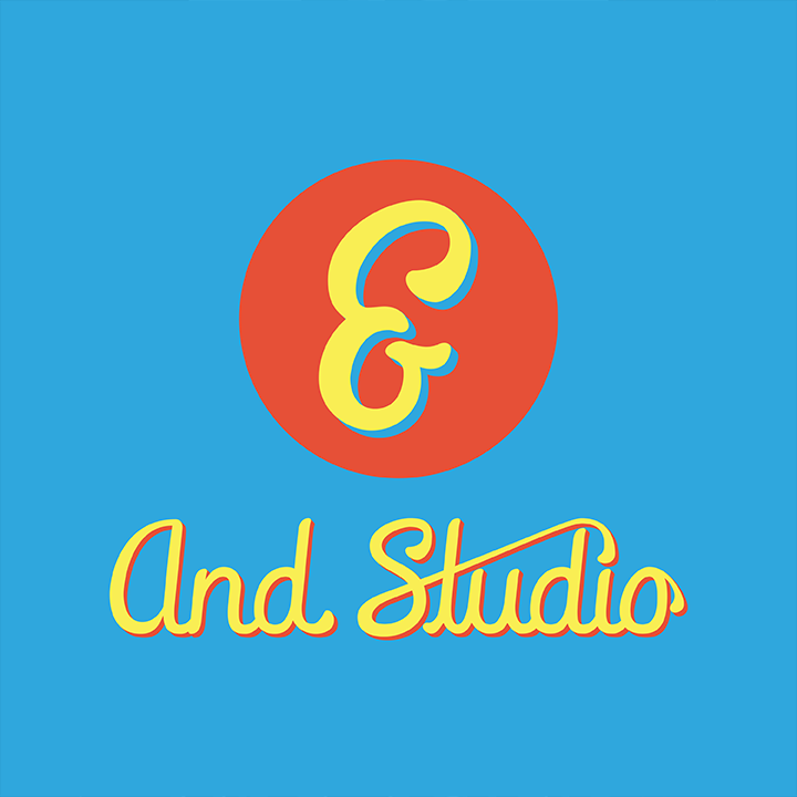 Brand Style Guide - And Studio - Cover Logo